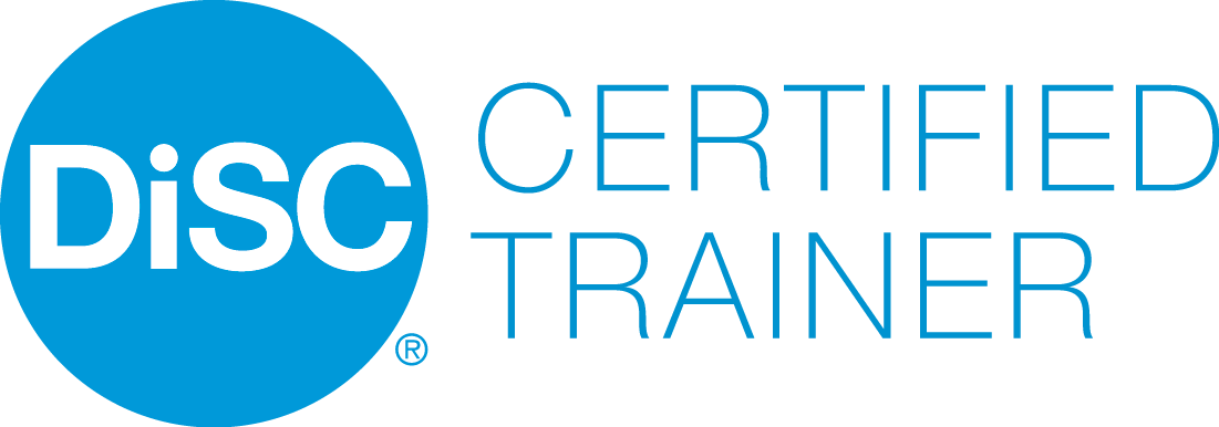 DiSC Certified Trainer badge